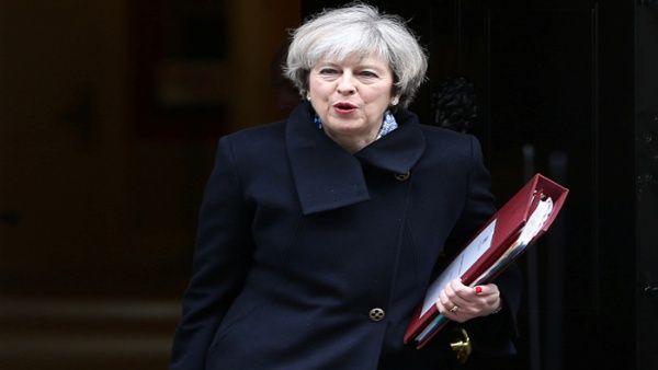 Cámara Alta británica debate enmienda para vetar el Brexit