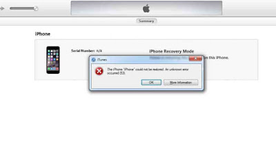 """""""خطأ 53""""، كلمة ظهرت لدى العديد من مستخدمي جوالات أيفون 6 من شركة """"ابل"""""""