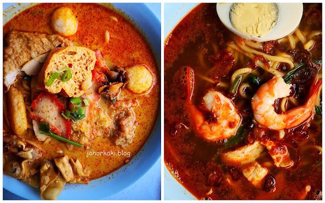 Laksa-Hokkien-Mee-Taman-Serene-Food-Centre-Johor-Bahru