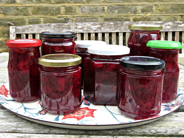 Loganberry & Lemongrass Jam