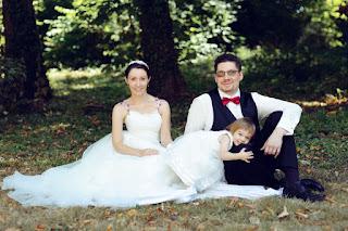 photographe, gray, mariage