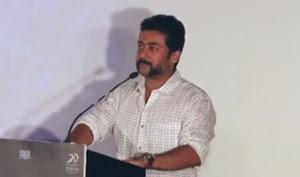 24 was like working with family: Suriya | Press Meet