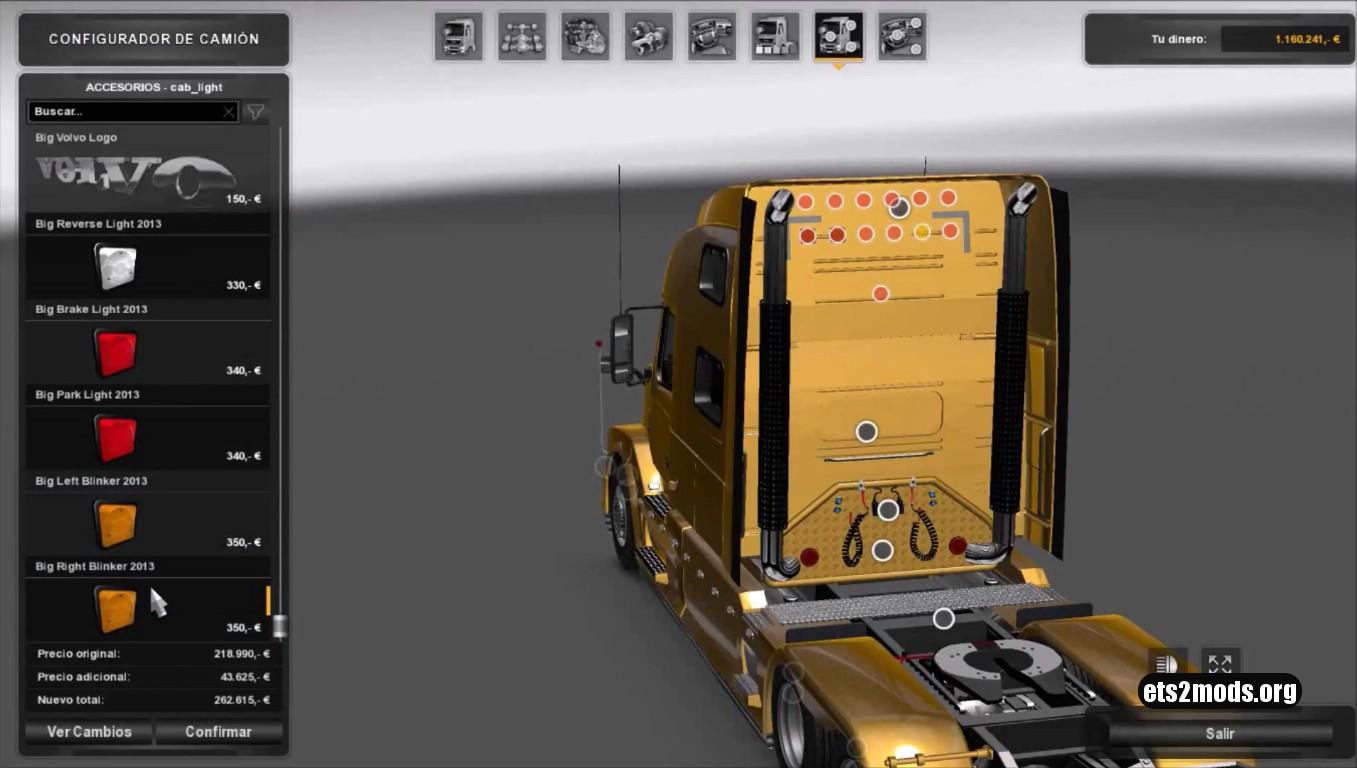 Truck – Volvo VNL 780 [1.27]