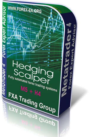 Forex pyramid strategy with hedging