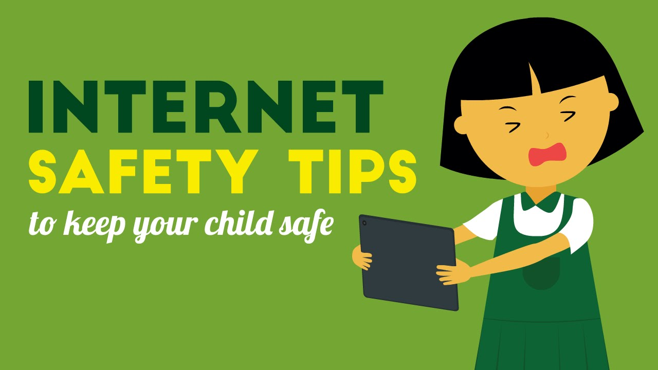 Keeping Your Child Safe >> Itrealms Keeping Your Child Safe On Internet With Five Tips
