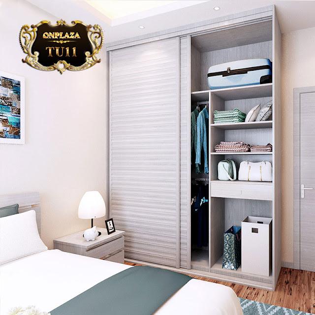 Các mẫu tủ quần áo đẹp dành cho phòng ngủ hiện đại