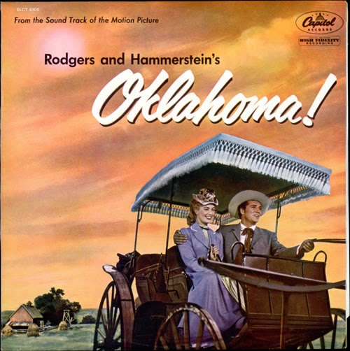 Oklahoma!, Richard Rodgers