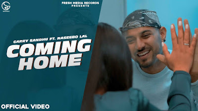 Presenting Latest Punjabi Song Coming home lyrics penned by Garry Sandhu. Coming home song is sung by Garry Sandhu ft Naseebo Lal