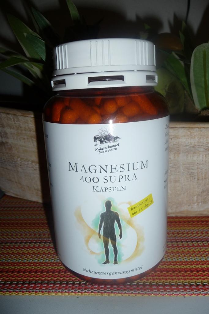 magnesium 400 supra