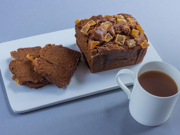 Review and Giveaway: Free From Ginger Cake Baking Kit