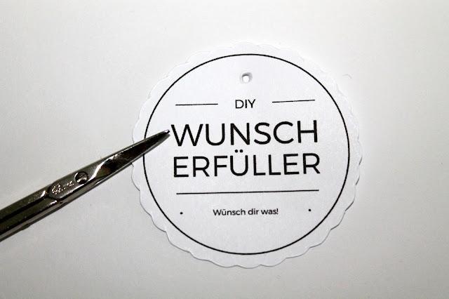 DIY, Basteln: Wunscherfüller Pusteblume / Löwenzahn in Wohndekoration und Geschenkideen - DIYCarinchen