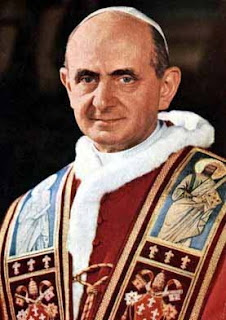 Cardinal Montini was elected Pope Paul VI on June 21, 1963