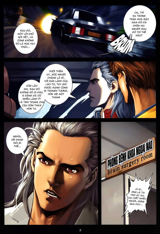 Quyền Đạo chapter 12 - end trang 2