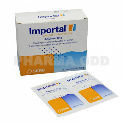 Importal 10 g powder and sachets