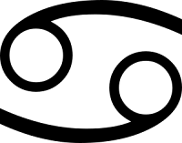 Inilah Simbol Bintang Zodiak Cancer - www.NetterKu.com : Menulis di Internet untuk saling berbagi Ilmu Pengetahuan!