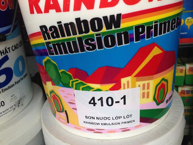 Sơn nước lớp lót 410-1 Rainbow