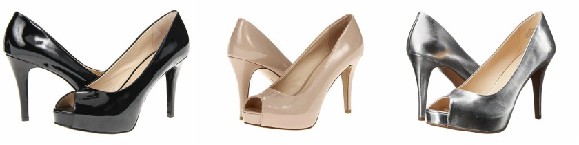 Nine West Camya Heels for only $27 (reg $89)