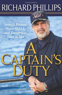 A Captain's Duty: Somali Pirates, Navy SEALS, and Dangerous Days at Sea | A Constantly Racing Mind