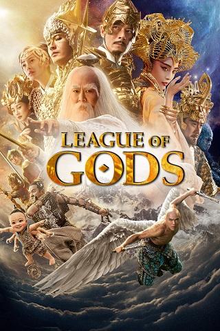 League of Gods 2016 Dual Audio Hindi 350MB BluRay 480p