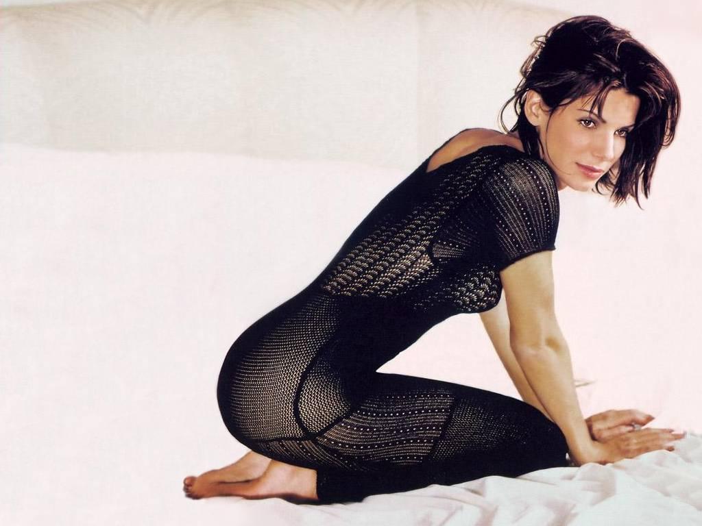 sandra bullock sexy look - photo #11