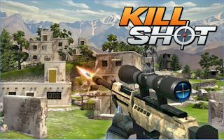 Kill Shot Mod Apk v3.5 Free Shopping and Upgrade Terbaru