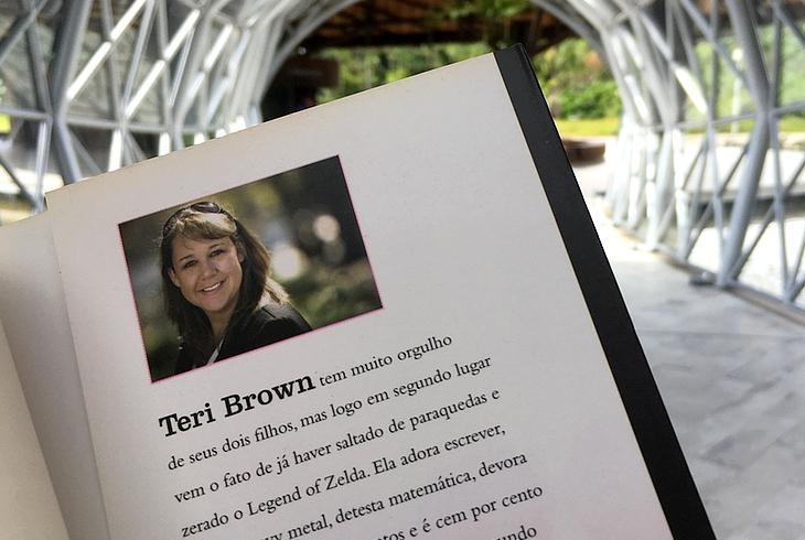 Fotos Filha da Ilusão, Herdeiros da Magia, Teri Brown, T. J. Brown