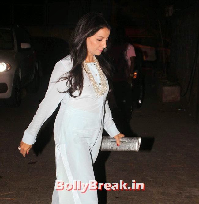 Special Screening of Holiday, Sonakshi, Twinkle at Special Screening of Movie Holiday