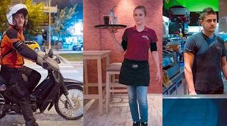 γενιά των 300 ευρώ: Δουλεύουν μόνο για το φαγητό