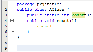 Static (Lesson-30)