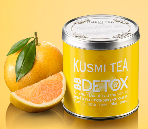 un th bb detox par kusmi tea a fait du bien etre radieuse par josianne brousseau. Black Bedroom Furniture Sets. Home Design Ideas