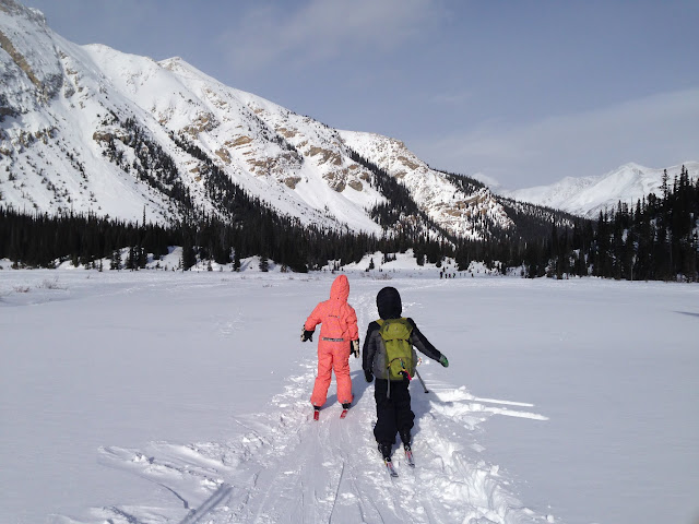 Family Adventures In The Canadian Rockies It S Still