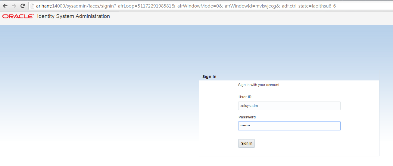 Cloud and Mobile Security: OIM 11G R2 PS3 Lab 6: How to