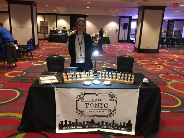 indie expo canada 2017 tonic polish