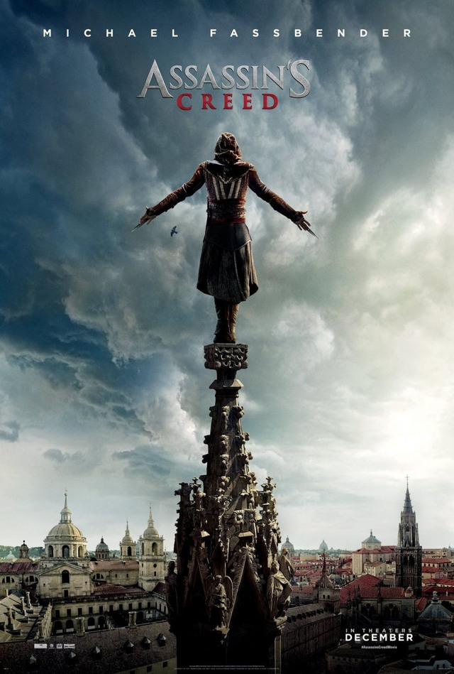 Assassin's Creed full movie 2016 Poster