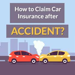 How to Claim Car insurance after accident