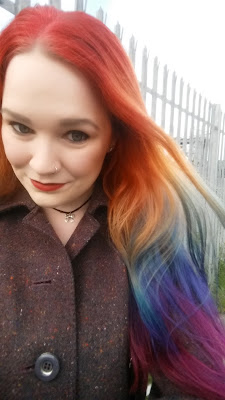 SamiWrites: Rainbow Hair