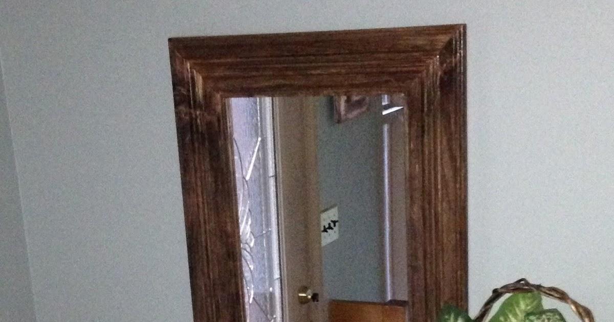 Simply Creative By Lisa: Entrance Hall Mirror