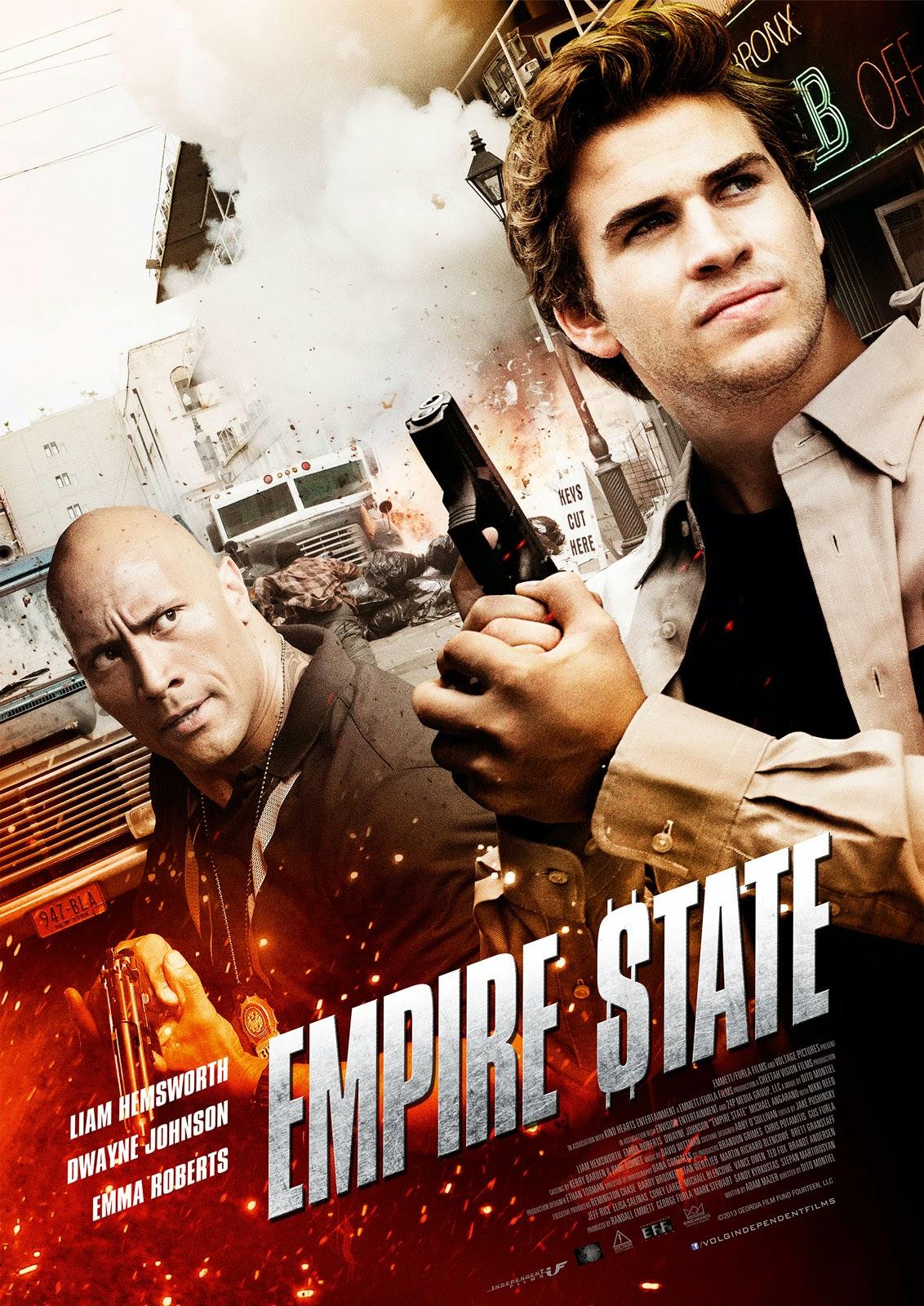 Empire State แผนปล้นคนระห่ำ [HD][พากย์ไทย]