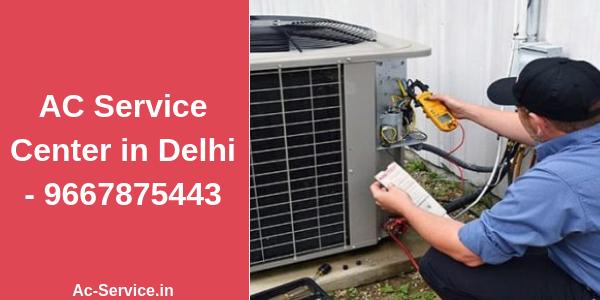 AC Service Center in Delhi
