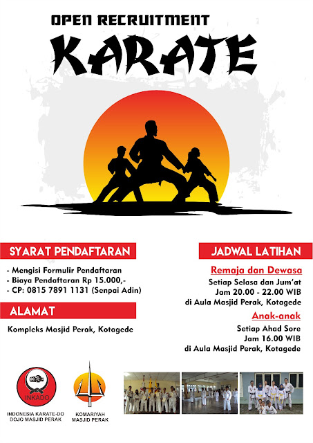 Pendaftaran INKADO Masjid Perak