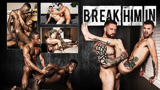 Break Him In (Bareback) FULL HD / 2017
