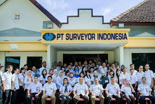 Lowongan kerja BUMN PT. Surveyor Indonesia