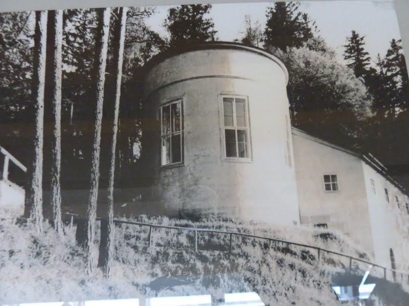 Hitler Tea house on the Mooslahnerkopf Berchtesgaden