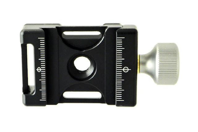 Desmond DAC-383 QR clamp top surface view