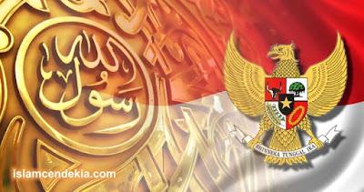 Gambar Animasi Islam dan Pancasila