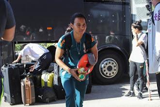 Seleção Feminina do Brasil chega a Portugal para início de treinos pré-Copa do Mundo de Futebol