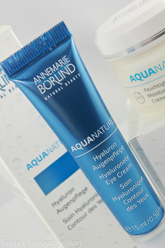Beliebt Bevorzugt Annemarie Börlind – Aquanature Hyaluron Augenpflege & 24h #UI_23