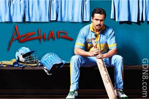 Azhar Hindi Movie Poster