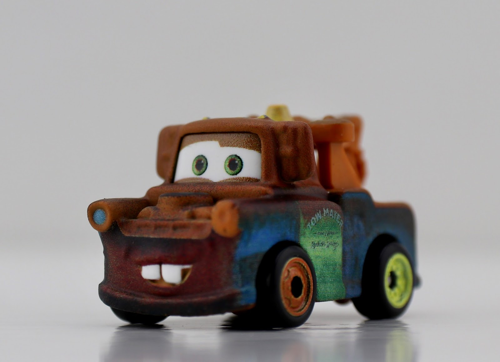cars 3 mattel mini racers blind bags guide mater