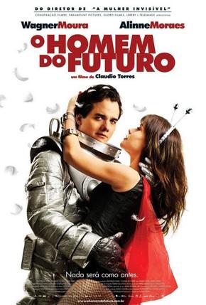 O Homem do Futuro com Wagner Moura e Alinne Moraes: eu vi